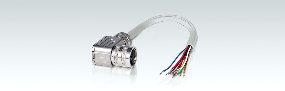 Sensor cable multi-pin