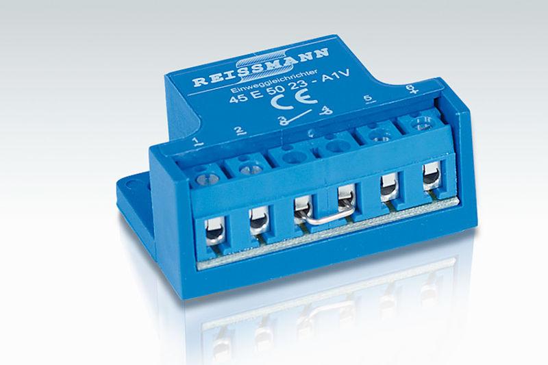 Brake rectifier - Reissmann Sensortechnik GmbH