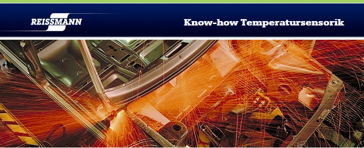 Know-how Temperatursensorik