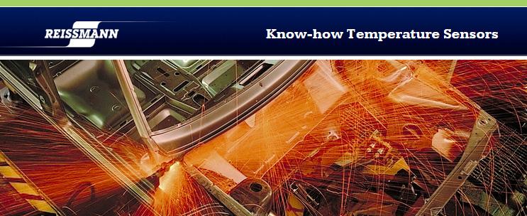Know-how Temperature sensor